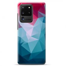 """Samsung Galaxy S20 ultra TPU dėklas unikaliu dizainu 1.0 mm """"u-case Airskin Pattern 8 design"""""""