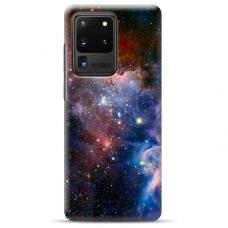 """Samsung Galaxy S20 ultra TPU dėklas unikaliu dizainu 1.0 mm """"u-case airskin Space 3 design"""""""