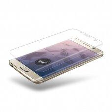Akcija! Samsung galaxy S6 apsauginės silikoninės plėvelės 360 Full body film LCD ekranui+Galiniam dangteliui