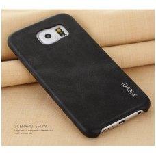 Samsung galaxy S6 dėklas X-LEVEL VINTAGE juodas