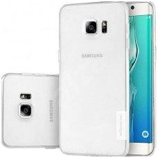 Samsung galaxy S6 EDGE PLUS dėklas Nillkin TPU 0,6mm skaidrus