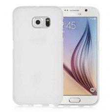 Samsung galaxy s7 dėklas Silikoninis MERC 0,3mm baltas