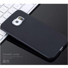 AKCIJA! Samsung galaxy s7 dėklas X-LEVEL GUARDIAN Silikoninis 0,6mm juodas