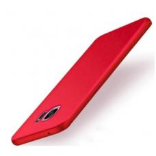 Samsung galaxy s7 edge dėklas X-LEVEL GUARDIAN silikoninis raudonas