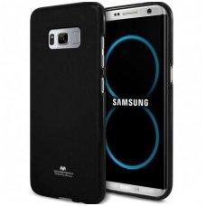 Samsung Galaxy S8 MERCURY JELLY CASE Silikoninis juodas