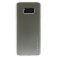 Samsung Galaxy S8 MERCURY JELLY CASE Silikoninis pilkas