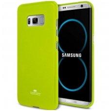 Samsung Galaxy S8 MERCURY JELLY CASE Silikoninis žalias