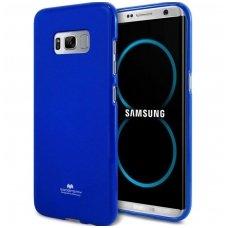 Samsung Galaxy S8 MERCURY JELLY CASE Silikoninis mėlynas