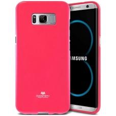 Samsung Galaxy S8 MERCURY JELLY CASE Silikoninis rožinis