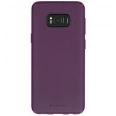 """Samsung galaxy s8 plus dėklas Mercury Goospery """"Style Lux"""" TPU violetinis"""