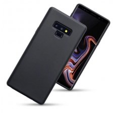 Samsung Galaxy Note 9 MERCURY Soft JELLY CASE Silikoninis juodas