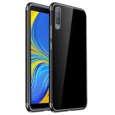 Samsung Galaxy a7 2018 JELLY CASE Silikoninis juodas