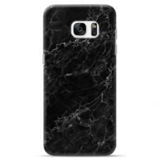 "Samsung Galaxy S6 edge TPU dėklas unikaliu dizainu 1.0 mm ""u-case Airskin Marble 4 design"""