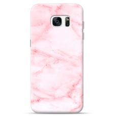"Samsung Galaxy S6 edge TPU dėklas unikaliu dizainu 1.0 mm ""u-case Airskin Marble 5 design"""