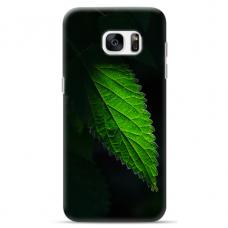 """Samsung Galaxy S7 Edge TPU dėklas unikaliu dizainu 1.0 mm """"u-case Airskin Nature 1 design"""""""