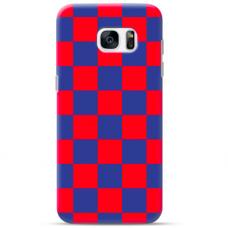 """Samsung Galaxy S7 TPU dėklas unikaliu dizainu 1.0 mm """"u-case Airskin Pattern 4 design"""""""