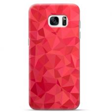 "Samsung Galaxy S6 edge TPU dėklas unikaliu dizainu 1.0 mm ""u-case Airskin Pattern 6 design"""
