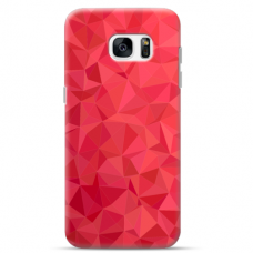 """Samsung Galaxy S6 TPU dėklas unikaliu dizainu 1.0 mm """"u-case Airskin Pattern 6 design"""""""