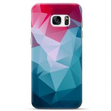 "Samsung Galaxy S6 edge TPU dėklas unikaliu dizainu 1.0 mm ""u-case Airskin Pattern 8 design"""