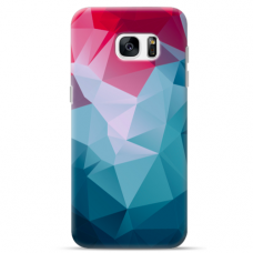 """Samsung Galaxy S6 TPU dėklas unikaliu dizainu 1.0 mm """"u-case Airskin Pattern 8 design"""""""