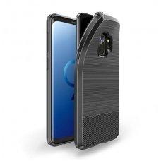 Samsung Galaxy S9 dėklas Dux Ducis MOJO silikonas juodas