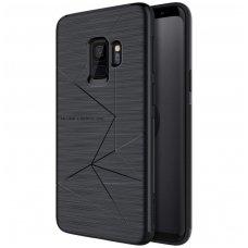 Samsung galaxy S9 dėklas nillkin Magic magnetinis juodas pritaikytas belaidžiam krovimui