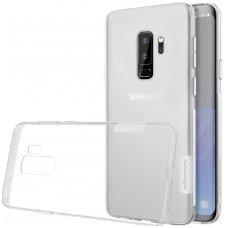 Samsung galaxy S9 dėklas Nillkin nature TPU 0,6mm skaidrus
