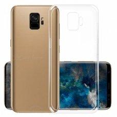 AKCIJA! Samsung galaxy s9 dėklas Silikoninis ULTRA SLIM 0,3mm PERMATOMAS SKAIDRUS