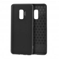 Akcija! Samsung Galaxy S9 Plus dėklas Hoco silikoninis juodas