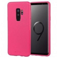 Samsung Galaxy S9 plus DĖKLAS MERCURY JELLY CASE Silikoninis rožinis
