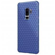 Samsung Galaxy s9 Plus dėklas Nillkin Weave TPU mėlynas