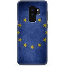 """Samsung Galaxy S9 plus TPU dėklas unikaliu dizainu 1.0 mm """"u-case Airskin EU design"""""""
