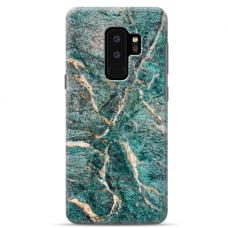 "Samsung Galaxy S9 plus TPU dėklas unikaliu dizainu 1.0 mm ""u-case Airskin Marble 1 design"""