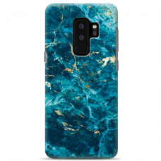 "Samsung Galaxy S9 plus TPU dėklas unikaliu dizainu 1.0 mm ""u-case Airskin Marble 2 design"""