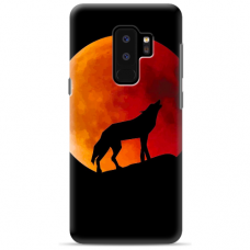 "Samsung Galaxy S9 plus TPU dėklas unikaliu dizainu 1.0 mm ""u-case Airskin Nature 3 design"""