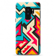 "Samsung Galaxy S9 plus TPU dėklas unikaliu dizainu 1.0 mm ""u-case Airskin Pattern 7 design"""