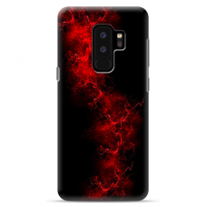 "Samsung Galaxy S9 plus TPU dėklas unikaliu dizainu 1.0 mm ""u-case Airskin Space 3 design"""