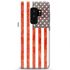 "Samsung Galaxy S9 plus TPU dėklas unikaliu dizainu 1.0 mm ""u-case Airskin USA design"""