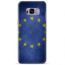 """Samsung Galaxy S8 TPU dėklas unikaliu dizainu 1.0 mm """"u-case Airskin EU design"""""""