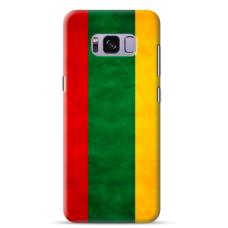 """Samsung Galaxy S8 TPU dėklas unikaliu dizainu 1.0 mm """"u-case Airskin Lietuva design"""""""