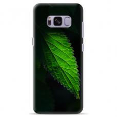 """Samsung Galaxy S8 TPU dėklas unikaliu dizainu 1.0 mm """"u-case Airskin Nature 1 design"""""""