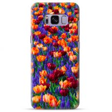 """Samsung Galaxy S8 TPU dėklas unikaliu dizainu 1.0 mm """"u-case Airskin Nature 2 design"""""""