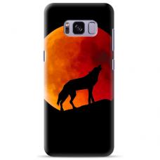 """Samsung Galaxy S8 TPU dėklas unikaliu dizainu 1.0 mm """"u-case Airskin Nature 3 design"""""""