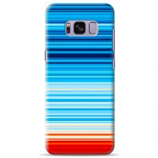 """Samsung Galaxy S8 TPU dėklas unikaliu dizainu 1.0 mm """"u-case Airskin Pattern 2 design"""""""