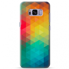 "Samsung Galaxy S8 plus TPU dėklas unikaliu dizainu 1.0 mm ""u-case Airskin Pattern 3 design"""