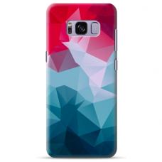 """Samsung Galaxy S8 TPU dėklas unikaliu dizainu 1.0 mm """"u-case Airskin Pattern 8 design"""""""