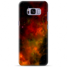 """Samsung Galaxy S8 TPU dėklas unikaliu dizainu 1.0 mm """"u-case Airskin Space 1 design"""""""