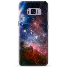 """Samsung Galaxy S8 TPU dėklas unikaliu dizainu 1.0 mm """"u-case Airskin Space 2 design"""""""