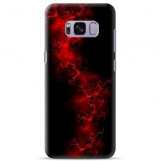 """Samsung Galaxy S8 TPU dėklas unikaliu dizainu 1.0 mm """"u-case Airskin Space 3 design"""""""