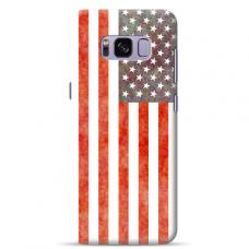"Samsung Galaxy S8 TPU dėklas unikaliu dizainu 1.0 mm ""u-case Airskin USA design"""